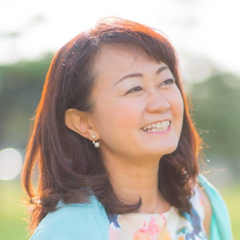 山口朋子さん