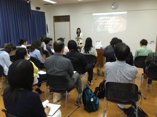第437回 Future Session Week 2015@Toyama Pre Session 坂本祐央子さん